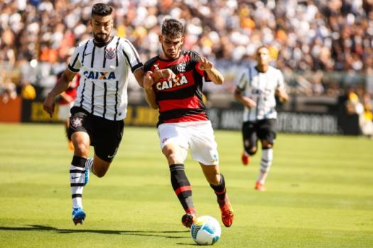 Copa São Paulo - Corinthians x Flamengo