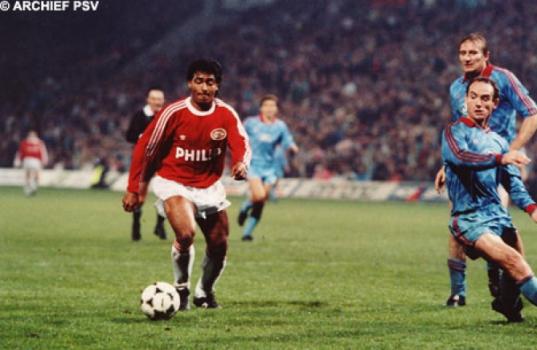 Romário PSV