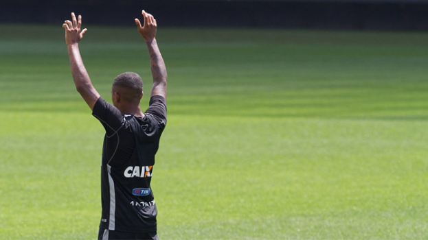 HOME - Treino do Corinthians - Malcom (Foto: Fe Reis/Fotoarena/LANCE!Press)