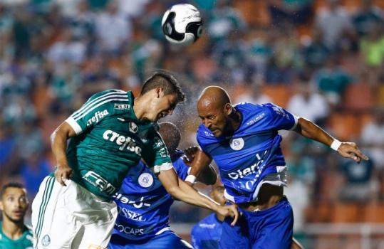 Palmeiras x São Bento