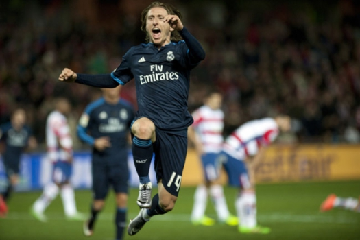 Modric - Real Madrid