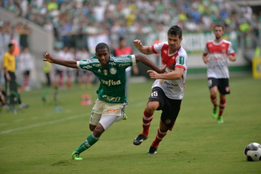 Campeonato Paulista - Palmeiras x Linense (foto:Bruno Ulivieri /Raw Image)