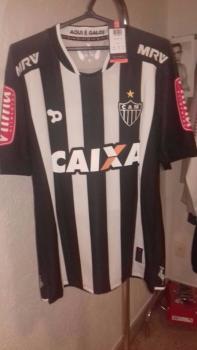 Vazam fotos de supostas camisas do Atlético-MG feitas pela Dryworld ... 7f6d5af59f5ac