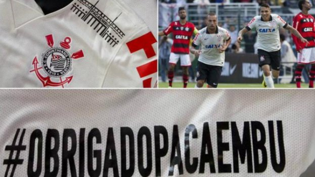 2014 - Corinthians - Despedida do Pacaembu