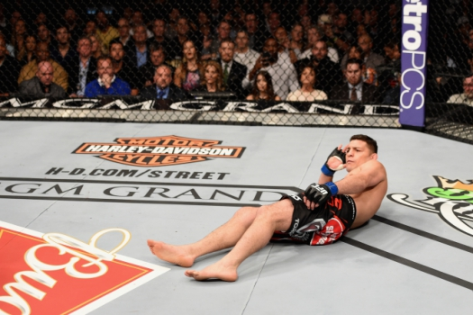 Nick Diaz (FOTO: Getty Images)