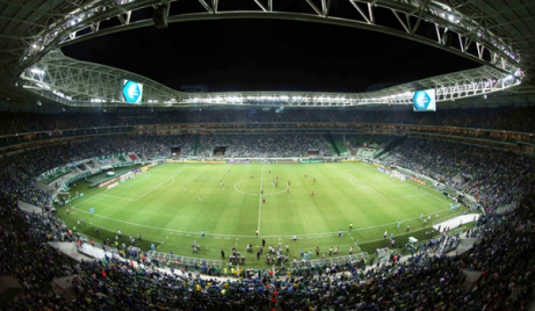 HOME - Allianz Parque (Foto: Ari Ferreira/LANCE!Press)