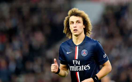 David Luiz - Paris Saint-German (Foto: AFP)