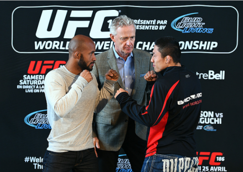Demetrious Johnson (FOTO: UFC)