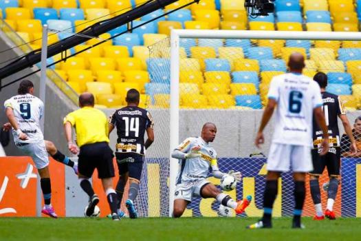 Botafogo x Grêmio 2016