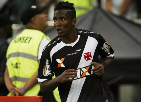 Thalles - Fluminense x Vasco (Foto: Bruno de Lima/LANCE!Press)