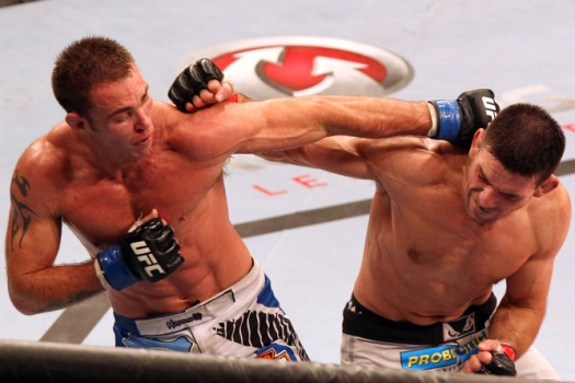 Jake Shields, Demian Maia (FOTO: William Lucas/Inovafoto)