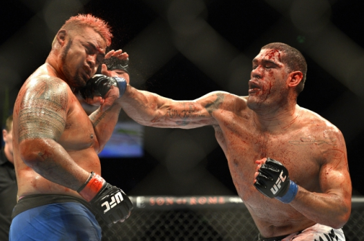 Mark Hunt, Pezão (FOTO: Getty Images)