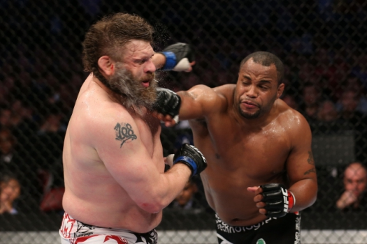 Daniel Cormier x Roy Nelson UFC 166 (FOTO: Getty Images)