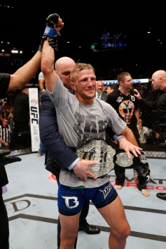 TJ Dillashaw (FOTO: Getty Images)