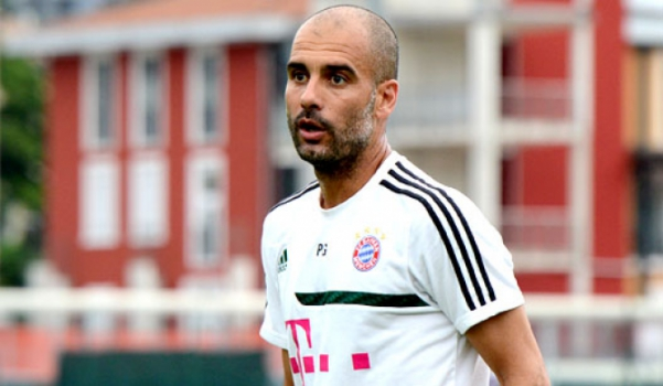 HOME Pep Guardiola - Bayern de Munique (Foto: Christoph Stache/AFP)