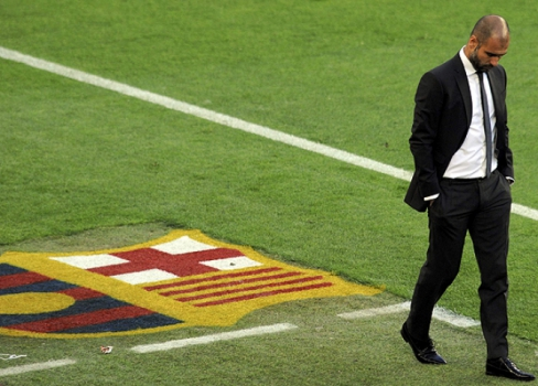 Guardiola (Sergio Carmona/Reuters)
