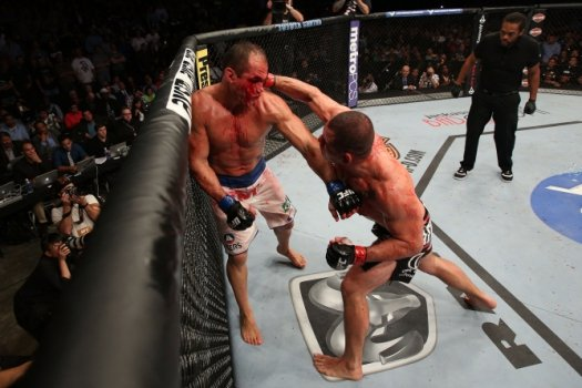 Cigano, Cain Velásquez (FOTO: Getty Images)