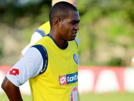 Jobson (Foto: Site Oficial do Bahia)