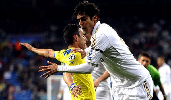 HOME Kaká - Real Madrid x Apoel (Foto: Felix Ordonez/Reuters)
