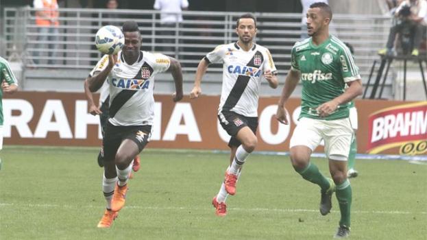 HOME - Palmeiras x Vasco - Campeonato Brasileiro - Riascos e Nenê (Foto   Reginaldo 7cd0cb9ae87aa