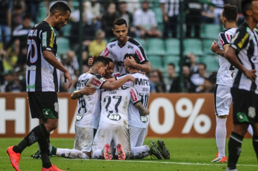 Figueirense x Atlético-MG