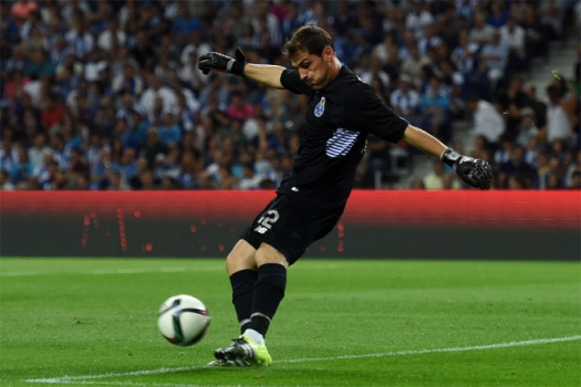 Casillas Porto (foto:AFP)
