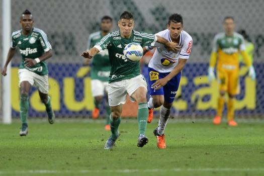 Palmeiras x Cruzeiro (Foto: Mauro Horita/Lancepress!)