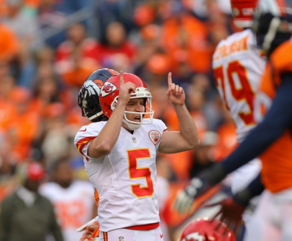 Cairo Santos - Kansas City Chiefs (Foto: Justin Edmonds/Getty Images/AFP)