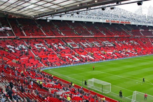 9. Old Trafford (Manchester)