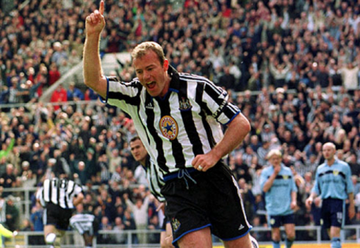 Alan Shearer - Newcastle (Foto: Premier League)