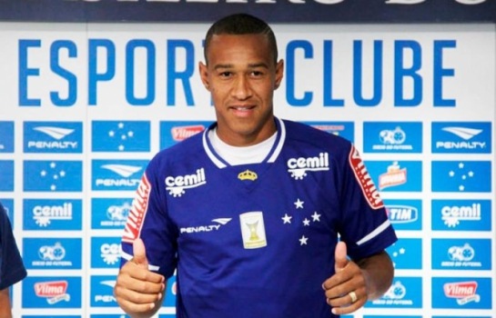 Fabrício - Cruzeiro (Foto: Washington Alves / LightPress)