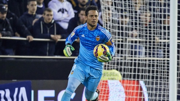 Diego Alves, do Valencia