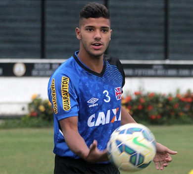 henrique, lateral do vasco