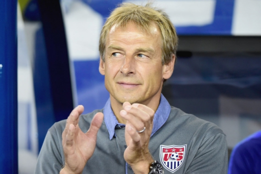 EUA x Brasil - Amistoso Internacional - Klinsmann (Foto: Billie Weiss / GETTY IMAGES NORTH AMERICA / AFP)