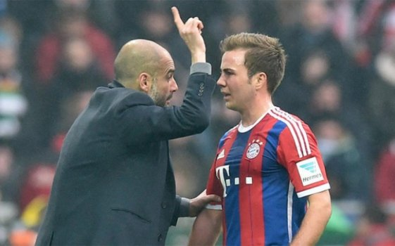 Götze não é titular absoluto do Bayern de Munique (Foto: AFP)