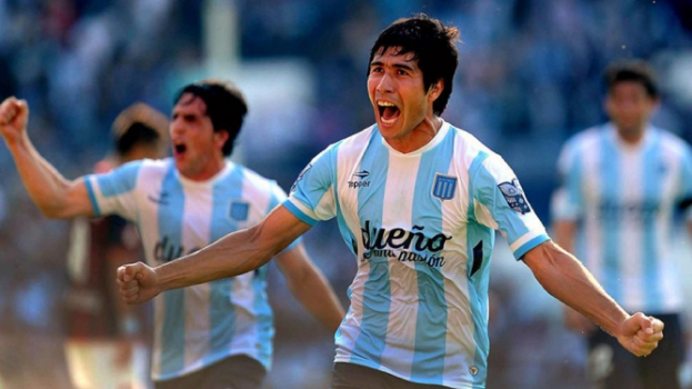 Luciano Lollo, do Racing-ARG