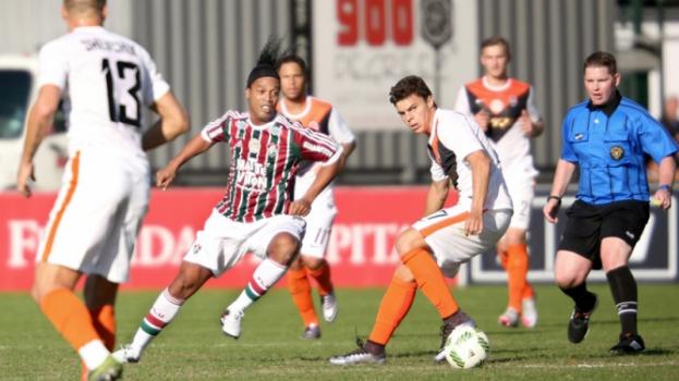 HOME - Shakhtar Donetsk x Fluminense - Florida Cup - Ronaldinho Gaúcho  (Foto  Gregg d85d636a92d03