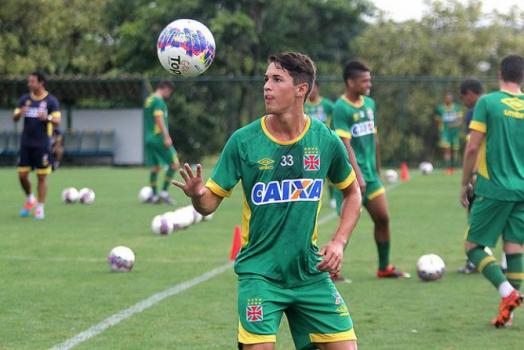 d7985f3e5e Bruno Cosendey exalta fase no time sub-20 do Vasco nesta temporada ...