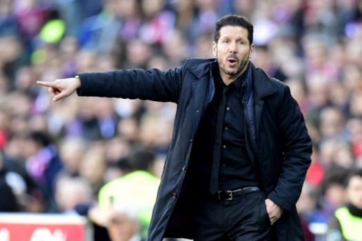 Simeone - Atlético de Madrid
