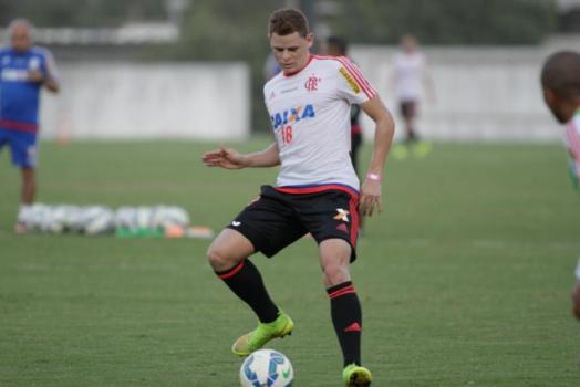 Jonas (Foto: Gilvan de Souza / Flamengo)
