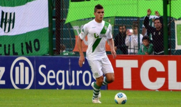 Fabian Noguera, do Banfield