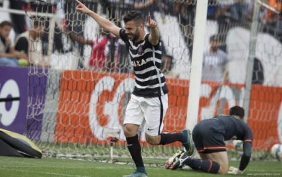 Bruno Henrique, do Corinthians