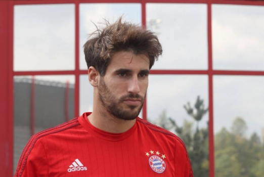 Javi Martinez - Bayern de Munique