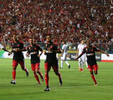 Flamengo x América-MG