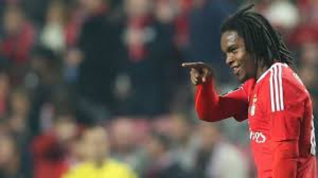 Renato Sanches, do Benfica