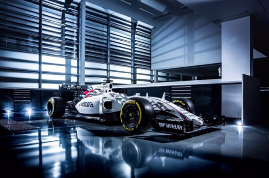 Williams - FW38