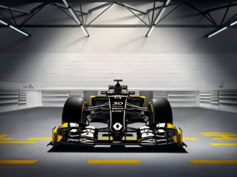 Renault - RS16