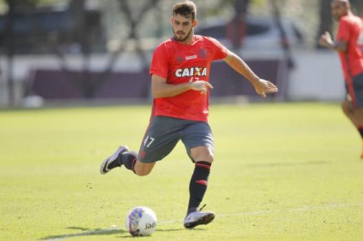 Felipe Vizeu (Foto: Reprodução/Twitter/@FelipeVizeu9)