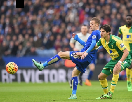 Campeonato Inglês - Leicester x Norwich