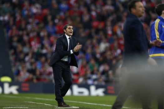 Ernesto Valverde - Técnico do Athletic Bilbao